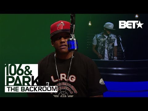 Cassidy in The Backroom at 106 & Park