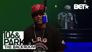Cassidy in The Backroom | 106 & Park Backroom