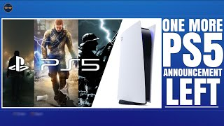 PLAYSTATION 5 ( PS5 ) - SΟNY STILL HAS ONE MORE PS5 ANNOUNCEMENT!? PS5 PREORDERS ARE GOING TO B...