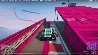 NEW EPIC GTA STUNT RACE GAUNTLET (WORLD RECORD GLOBAL RANK 7)