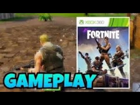 How To Get Fortnite On Xbox 360 New Update 2018 Youtube