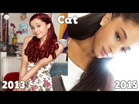 Estrellas de Nickelodeon Antes y Después 2015