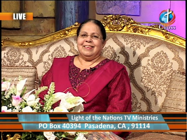 The Light of the Nations  Rev. Dr. Shalini Pallil 01-22-2019
