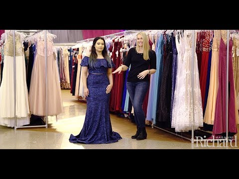 30fb3fc8549 Try On The Hottest Prom 2018 Dress Trends With PromGirl - YouTube