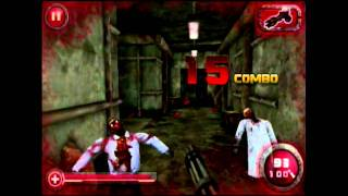Zombie Crisis 3D iPhone/iPod Gameplay - The Game Trail