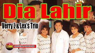 LAGU NATAL TERBARU - DIA LAHIR UNTUK KAMI - VERRY L & LEX'S TRIO - KEVINS MUSIC PRO