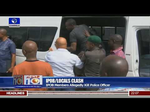 Police Arraign 32 IPOB Members In Port Harcourt