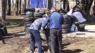 видео уборка территорий
