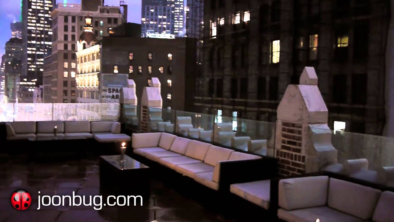 Toshis Livingroom And Penthouse New York Venue Tour