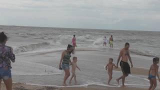 Курот. Должанская коса. Азовское море(В середине июля решили на денек съездить отдохнуть. Путевки на курорт не очень приглянулись, а вот дикарями..., 2016-08-20T06:29:39.000Z)