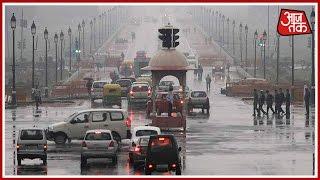 Rains Bring Respite To Delhi