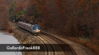 Mystery Point Vantage Points with Amtrak and Metro North