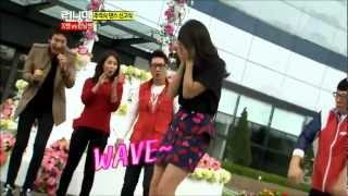 Running Man Ep. 114 - Moon Geun Young Wave & Popping Dance