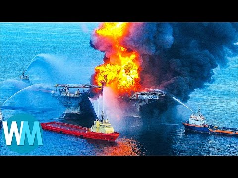 Top 10 Worst Man Made Environmental Disasters