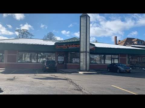Documenting Video Stores/family Video's Episode #1 Jamestown NY