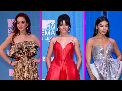 2018 MTV EMAs: Camila Cabello, Hailee Steinfeld & More Stun On The Red Carpet | Access
