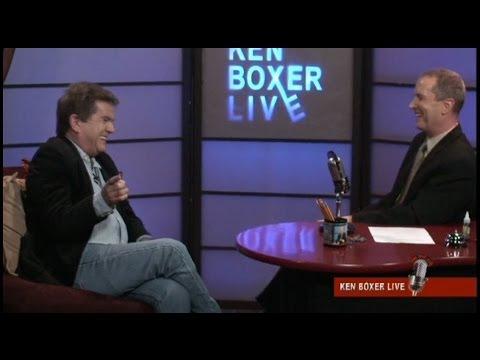 """Ken Boxer Live,"" Guest Butch Patrick, (""Eddie Munster"")"