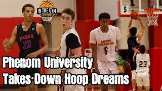 Phenom University Takes Down Hoop Dreams