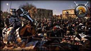 KINGDOM OF HEAVEN! - Medieval Kingdoms Total War 1212 AD Mod Gameplay (TW: ATTILA)
