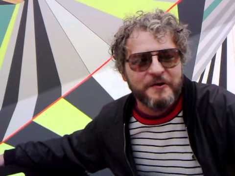 Tobias Rehberger talks about Galleria illy in Istanbul