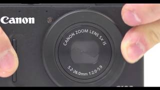 canon S100 Hands-On Review