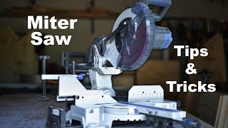 How to Use a Miter Saw | Tips & Tricks