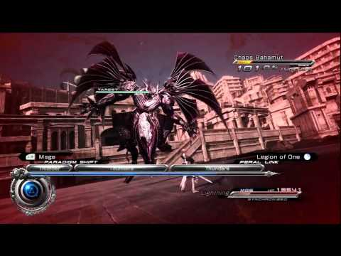 Let's Play Final Fantasy Thirteen Two - 68 - Fifty Minutes of Pointless Battle