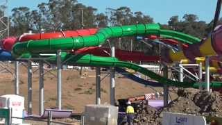 wet n wild sydney under construction part 27