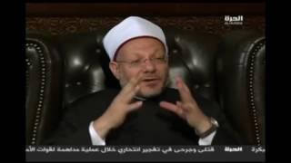 حوار خاص مع مفتي الديار المصرية الدكتور شوقي علام