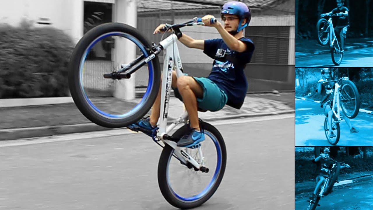 5 modos de empinar de bike ep 1 youtube