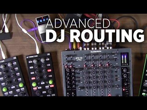 Advanced DJ Routing: Analogue Mixers, Guitar Pedals, and External Soundcards