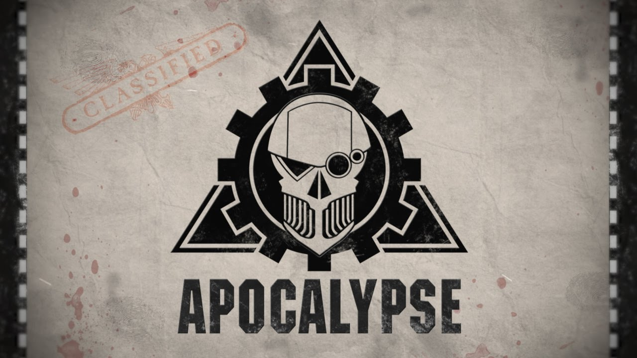 Fight Bigger Battles As Warhammer 40k Apocalypse Announced