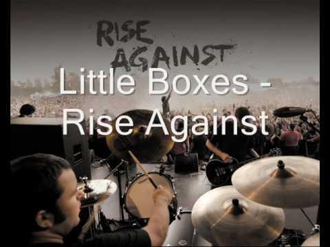 Rise Against Little Boxes Lyrics Weeds Intro YouTube