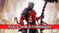 DANTE'S INFERNO – Full Gameplay Walkthrough / No Commentary 【Full Game】1440p 60FPS