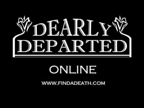 Dearly Departed Online Ep. 4 Tammy Baiter and Deaths at Elvis' Funeral