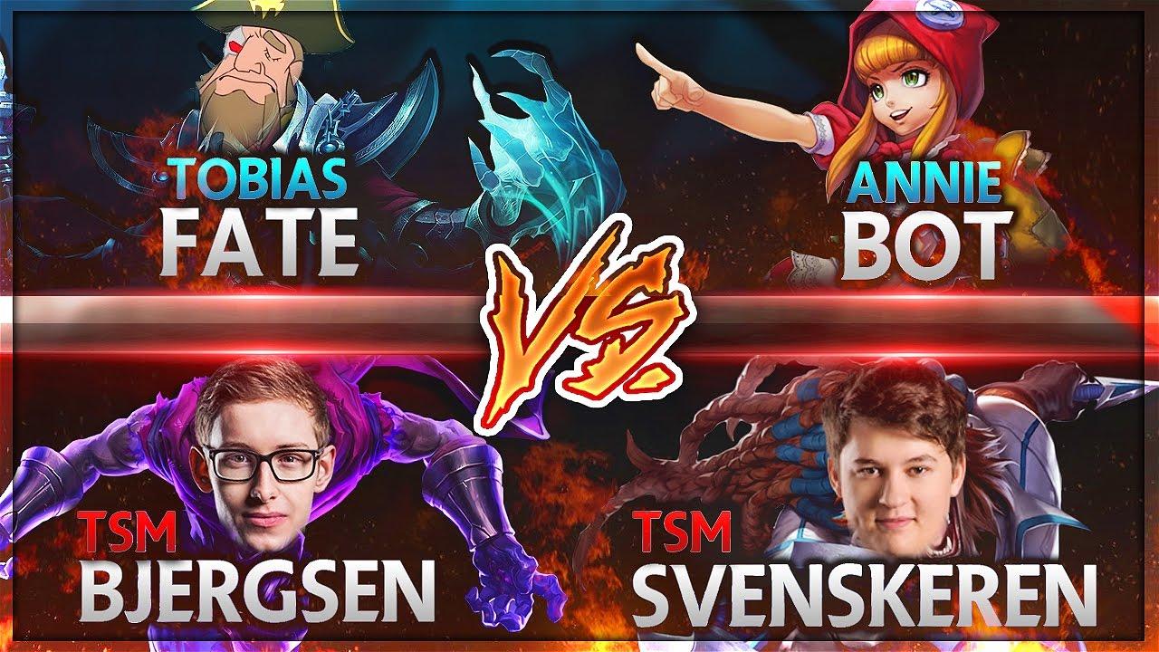 Svenskeren Leaves Tsm