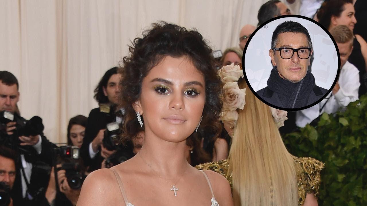 Designer Stefano Gabbana Calls Selena Gomez Ugly On Instagram Youtube
