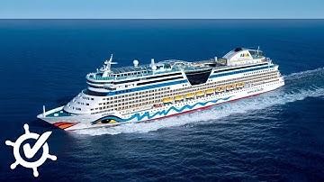 AIDAbella: Morr-Rundgang - Erstes Mal auf der Sphinx-Klasse von AIDA Cruises