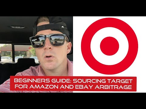 Beginners Guide: Sourcing TARGET for Amazon and eBay Arbitrage (Re-Selling)