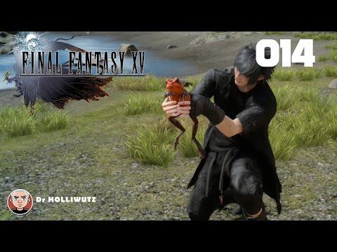 Final Fantasy XV #014 - Wilde Wasser sind tief [XBO] Let's play Final Fantasy 15