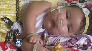 Laulima: Community rallies around infant with genetic disorder