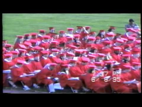 Williamsport Area Senior High School 1995 Graduation