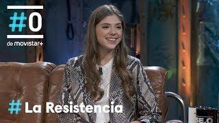 LA RESISTENCIA - Entrevista a Carmen Arrufat   #LaResistencia 13.01.2020