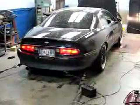 1997 Buick Riviera 3800SC - YouTube