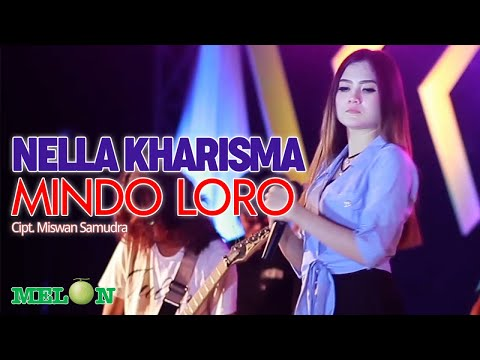 Nella Kharisma - Mindo Loro (Official Music Video)