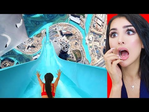 Craziest WATERSLIDES That
