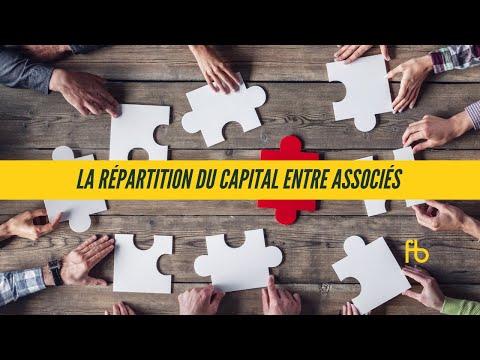 La répartition du capital entre associés - Equipe - Demain-entrepreneur.com