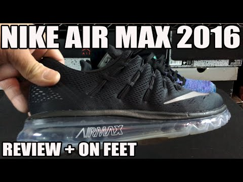 Nike Air Max 2016 Review & On Feet (Pros and Cons)