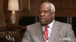 Justice Thomas On The Court's Makeup: Supreme Court Week