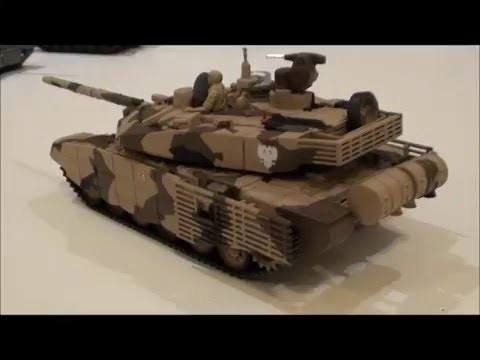 RC IR full battle T-90MS 1/72